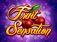 Автомат Fruit Sensation в онлайн казино