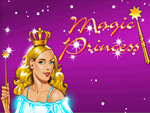 Автомат Magic Princess на зеркале казино Вулкан Платинум
