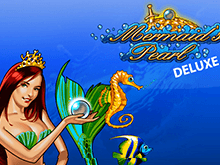 Mermaid's Pearl Deluxe играйте онлайн в казино Вулкан Платинум