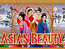 Аппарат в онлайн казино Asian Beauty